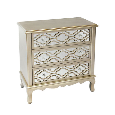 Gold Mdf Living Room Furniture Tv Cabinet