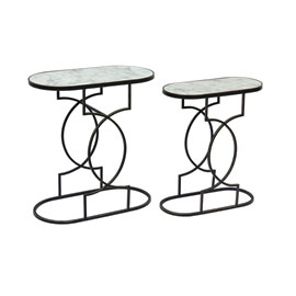 Scandinavian Style Exotic Luxury White Quartz Marble Top Coffee Table